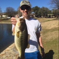 Plano Ponds Fishing Report 02/08/2016