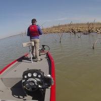 Hubbard Creek Lake Fishing Report 02/16/2014