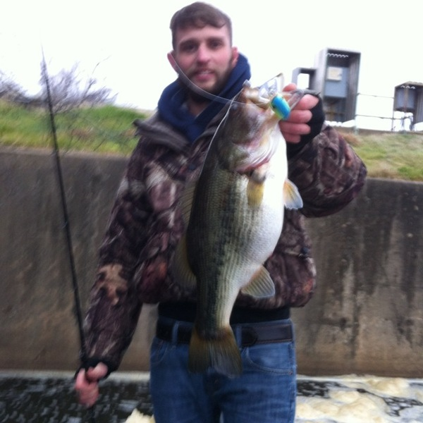 Lake Monticello Fishing Report 02/03/2014