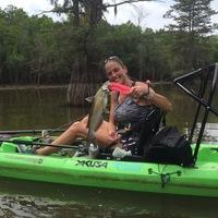 San Jacinto River Fishing Report 08/13/2016