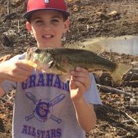 Lake Graham Fishing Report 03/31/2015