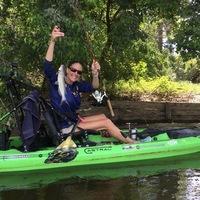 San Jacinto River Fishing Report 08/06/2016
