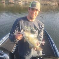 Belton Lake Fishing Report 03/28/2017