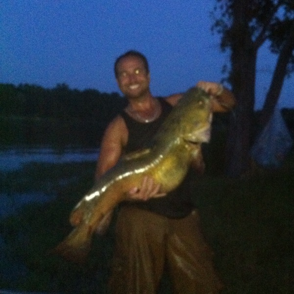 Flathead Catfish Lake Nacogdoches Tx Fishingscout