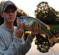 Waller Ponds Fishing Report 06/15/2015