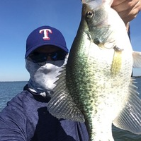 Richland-Chambers Reservoir Fishing Report 11/16/2016