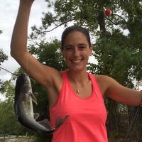 San Jacinto River Fishing Report 08/12/2016