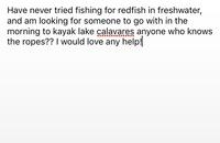 Calaveras Lake Fishing Report 10/01/2016