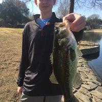 Plano Ponds Fishing Report 02/13/2016
