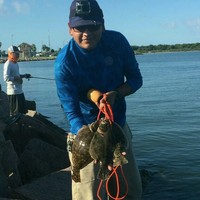 Galveston bay complex other fishing reports for Seawolf park fishing report