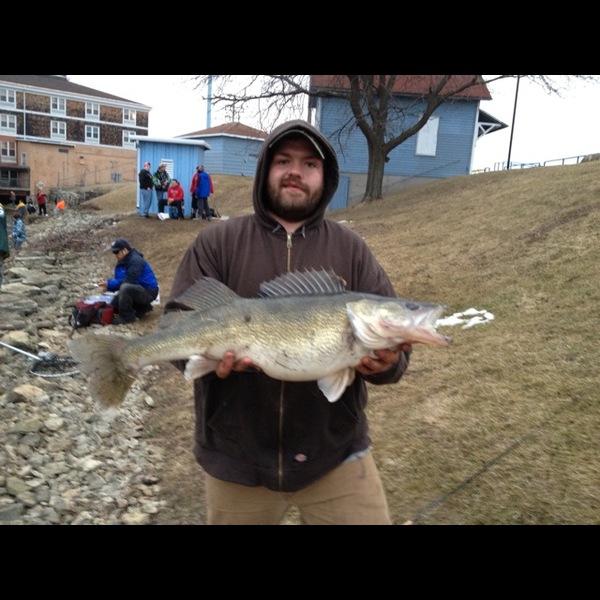 Shawano lake fishing reports fishingscout mobile app for Lake wisconsin fishing
