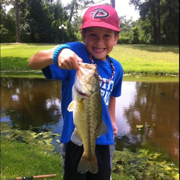 Mary's Creek Fishing Report 06/18/2014