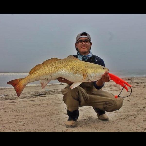 Oso Bay Fishing Report 02/18/2014