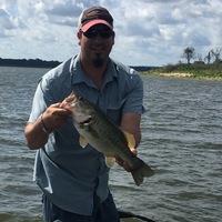 Somerville Lake Fishing Report 06/16/2017