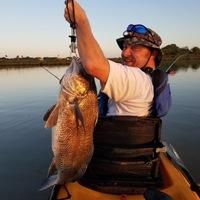 Moses Lake Fishing Report 08/21/2017
