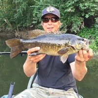 DuPage River Fishing Report 08/29/2017