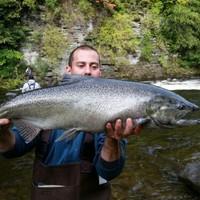 Salmon River Fishing Report 09/14/2017
