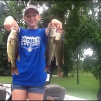 Kurth Lake Fishing Report 08/03/2014