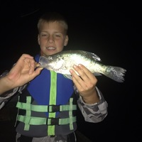 Lake Nacogdoches Fishing Report 04/16/2017