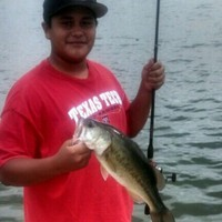 Lubbock Ponds Fishing Report 07/20/2015