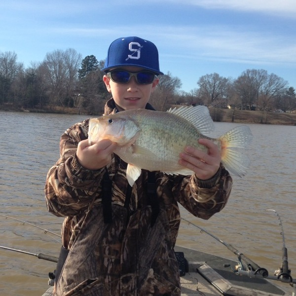 Sardis lake fishing reports fishingscout mobile app for Ms fishing report