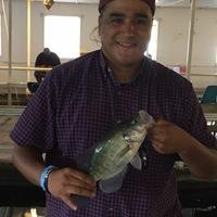 Lewisville Lake Fishing Report 08/22/2017