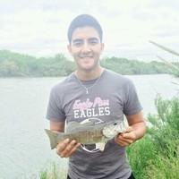 Rio Grande River Fishing Report 04/06/2015