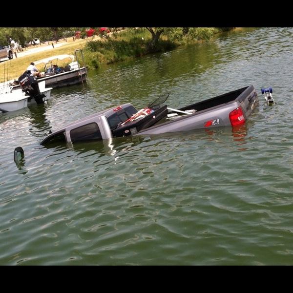 Calaveras Lake Fishing Report 07/05/2013