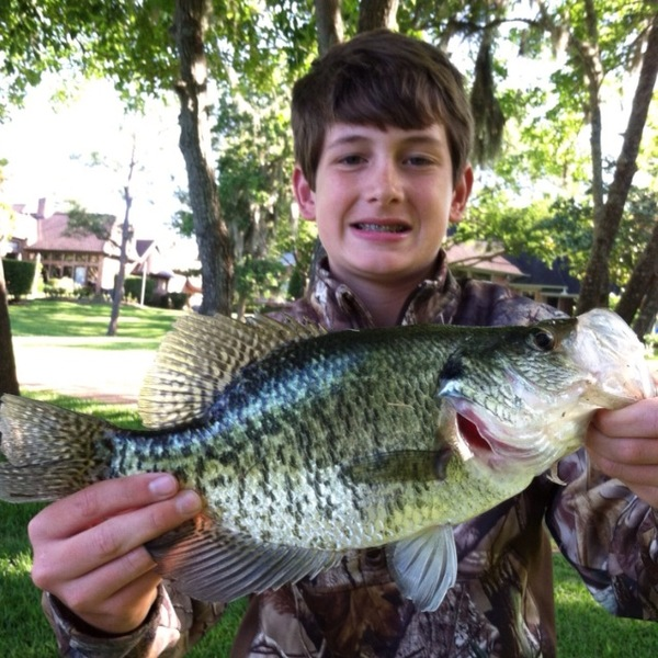 Friendswood Ponds Fishing Report 11/28/2013