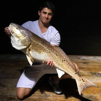 Lake Anahuac Fishing Report 01/15/2017