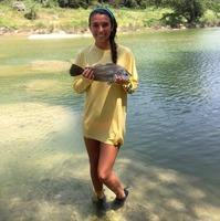 Pedernales River Fishing Report 07/22/2015