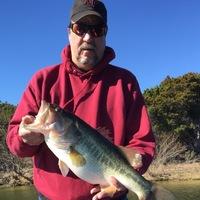 Squaw Creek Reservoir Fishing Report 02/10/2016