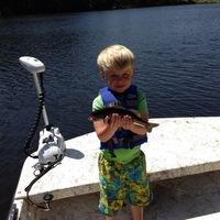 Lake Jacksonville Fishing Report 09/08/2013