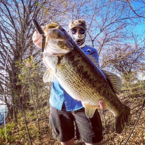 Shoal Creek Fishing Report 02/16/2016