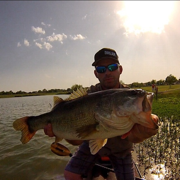 Lake Pflugerville Fishing Report 04/25/2014