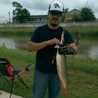 Greens Bayou Fishing Report 05/24/2015