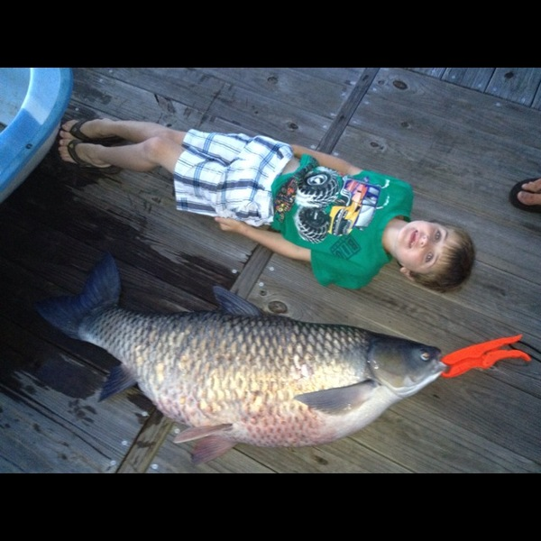 Off the Water Fishing Report 08/27/2013
