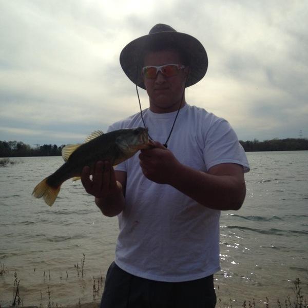 Chain pickerel farrington lake nj fishingscout for Fishing report nj