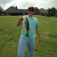 Fannett Ponds Fishing Report 04/25/2015