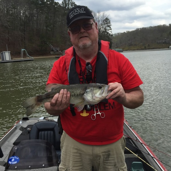 Pickwick lake bass fishing report largemouth bass pickwick for Pickwick lake fishing report