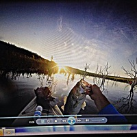 O.H. Ivie Lake Fishing Report 07/06/2014