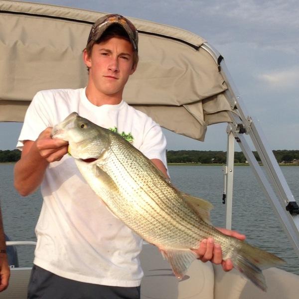 Lake Graham Fishing Report 07/12/2013