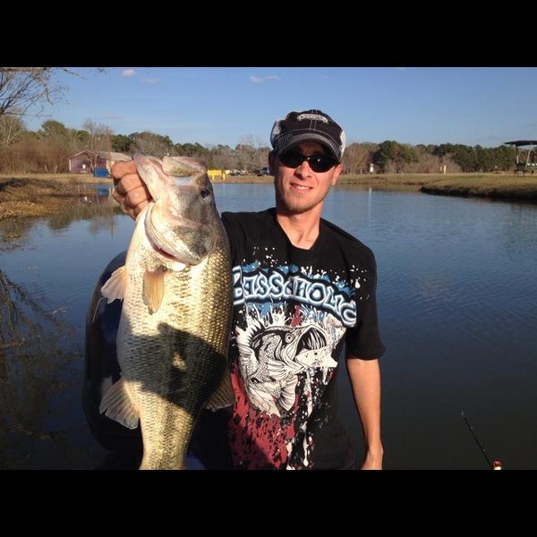 Lake Livingston Fishing Report 01/25/2013