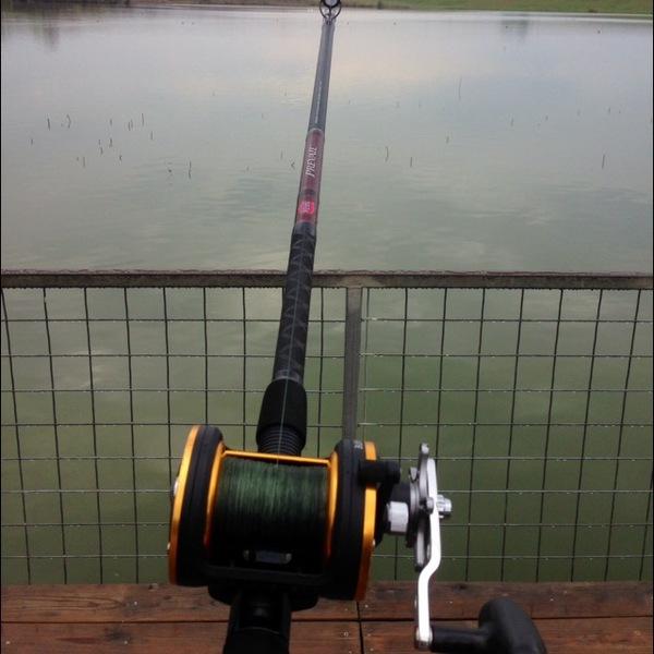 Live Oak Pond Fishing Report 03/24/2014