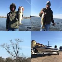 Somerville Lake Fishing Report 12/22/2016
