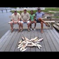 Calcasieu lake fishing reports fishingscout mobile app for Hackberry la fishing