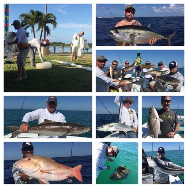 Other saltwater marathon fl fishingscout for Florida saltwater fishing report