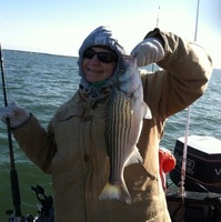 Lake Texoma Fishing Report 03/20/2017
