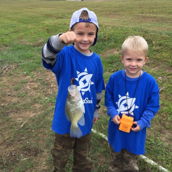 Sealy Ponds Fishing Report 09/14/2014