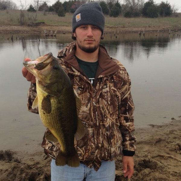 Lake of the arbuckles fishing reports fishingscout for Oklahoma fishing report
